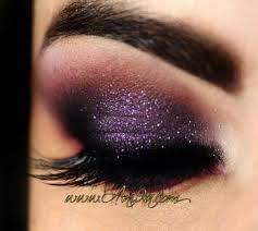 Idée maquillage foncé
