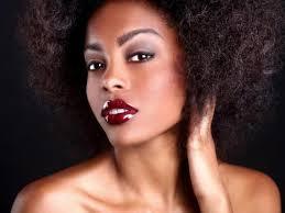 Idée maquillage noir et rouge