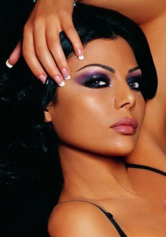 Inspiration maquillage oriental