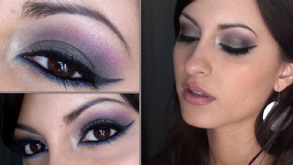 Maquillage Libanais foncé