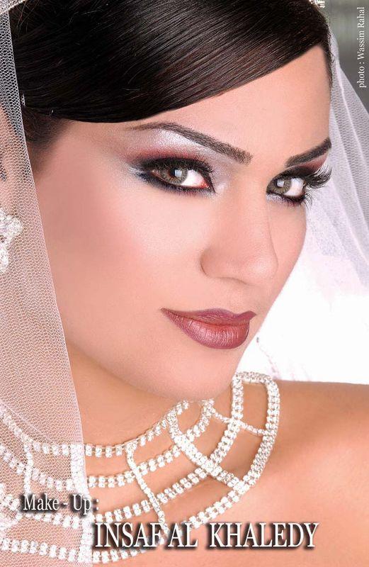 le maquillage libanais reste trs tendance notamment lors doccasions trs spciales comme un mariage voici un exemple de maquillage libanais qui devrait - Maquillage Libanais Mariage