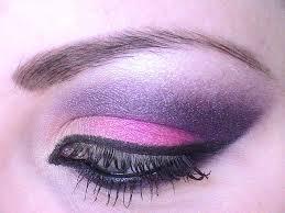 Maquillage Libanais Rose et violet