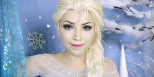 Maquillage princesse Disney