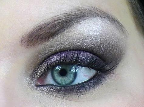 maquillage regard puissant maquillage yeux bleus sur. Black Bedroom Furniture Sets. Home Design Ideas